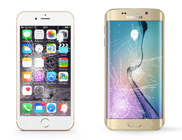 mobile phones screen replacement