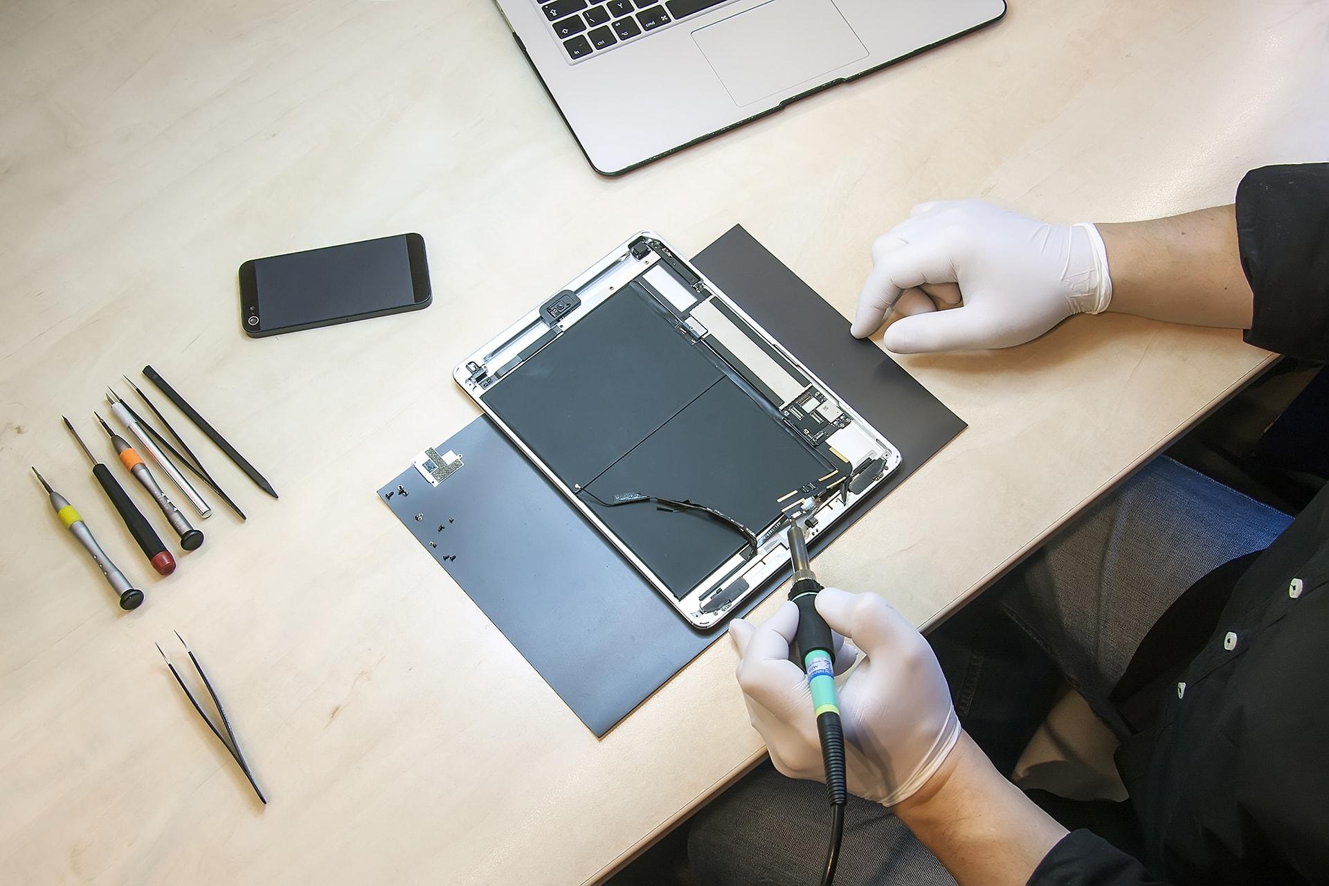 tablet repairs christchurch