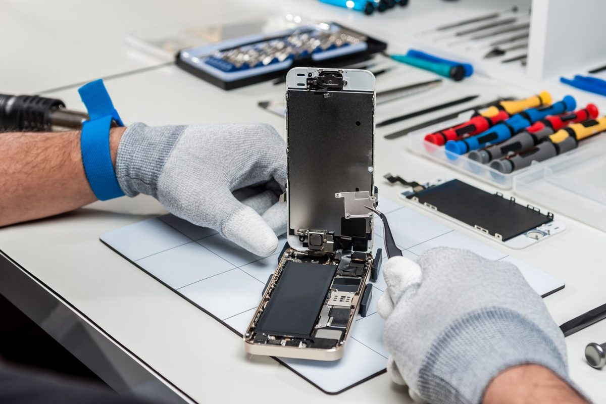 iPhone Repair services in Christchurch - Techcare Plus